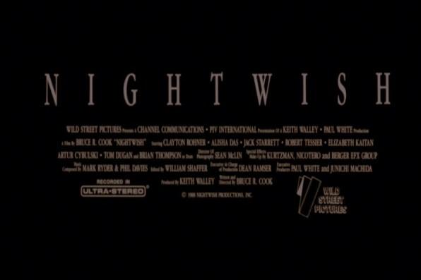 Nightwish Trailer