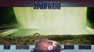 Nightwish Blu-ray Menu