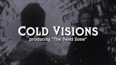The Dead Zone Cold Visions featurette 1