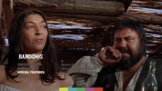Bandidos Blu-ray Extras Menu 2