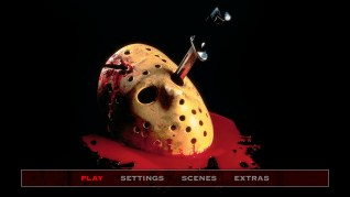 Friday the 13th: The Final Chapter Blu-ray Menu