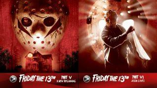 Friday the 13th Part 5/6 Selection Menu