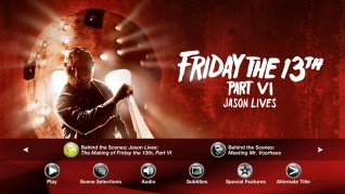 Friday the 13th Part VI: Jason Lives Blu-ray Extras Menu 4