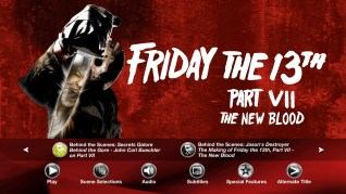 Paramount Pictures Friday the 13th Part VII: The New Blood Blu-ray Extras Menu 3