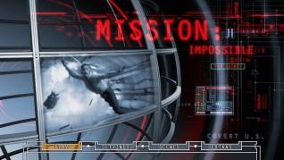Mission: Impossible Blu-ray Menu