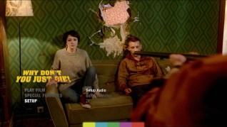 Why Don't You Just Die? Blu-ray Setup Menu 1