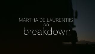 A Brilliant Partnership – Martha De Laurentiis on Breakdown