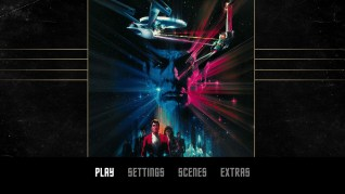 Star Trek III: The Search for Spock Blu-ray Menu