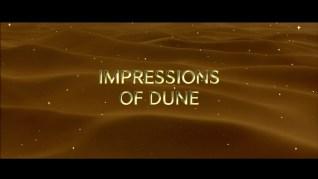Dune Impressions of Dune featurette