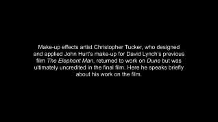 Dune Christopher Tucker interview