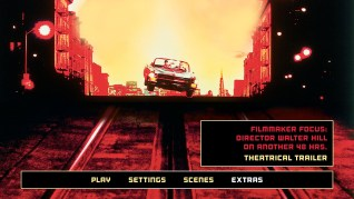 Another 48 Hrs. Blu-ray Extras Menu