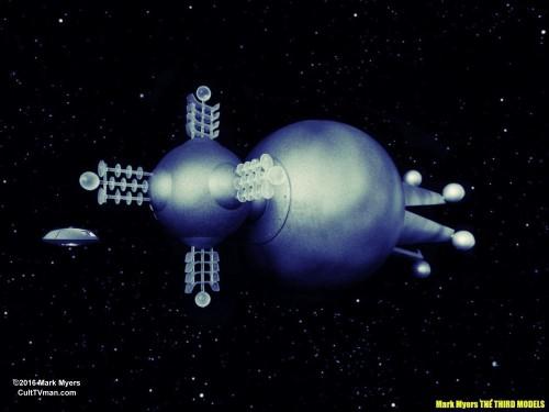 Mark Myers Lost In Space Derelict Culttvman S Fantastic