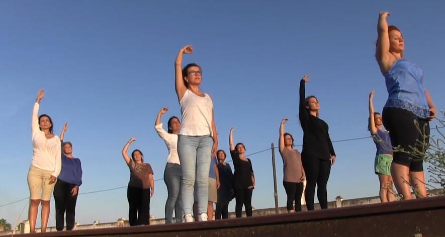 Guareña en danza | video-danza