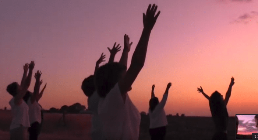 Granja de Torrehermosa en danza / Vídeo-danza