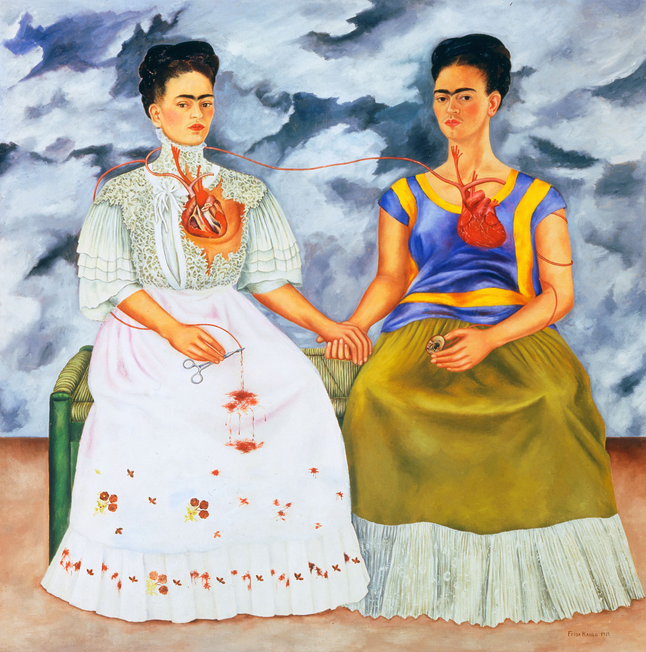 "Frida Kahlo: ""Le due Frida"" (1939)"