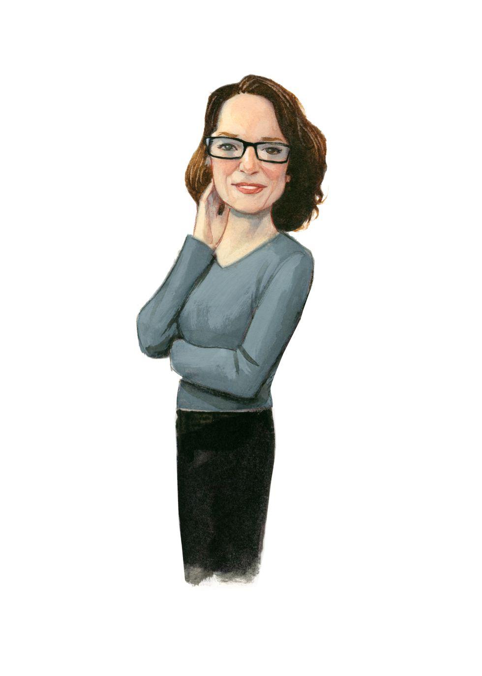 Marta Sanz vista por Fernando Vicente.