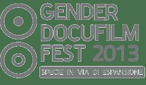 Gender Docu fest 2013 Logo