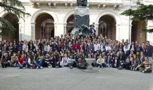 I Volontari del Festival Internazionale del Giornalismo 2013 a P