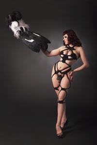 Burlesque Roma 02 Lada Redstar