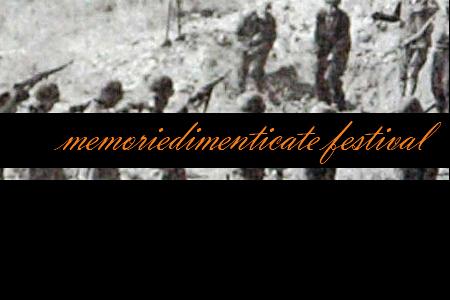 26 gennaio: Festival #memoriedimenticate2014, imperdibile domenica