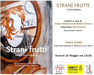 Strani Frutti Alma D'Addario