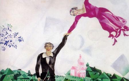 Marc Chagall a Milano fino al 1 febbraio 2015