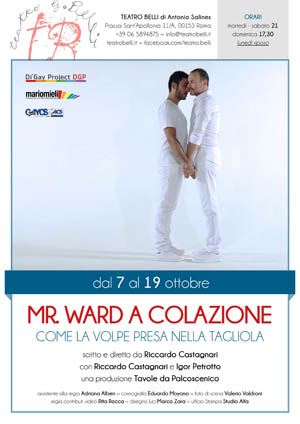 Mr.Ward a Colazione 00 - Locandina