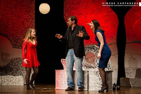"""Teatro Dei Servi di Roma, #Inscena dal 27 gennaio """"Una coppia in provetta"""""""