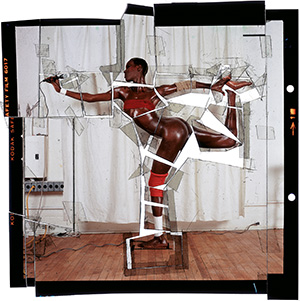 Jean-Paul Goude 00 Grace Jones