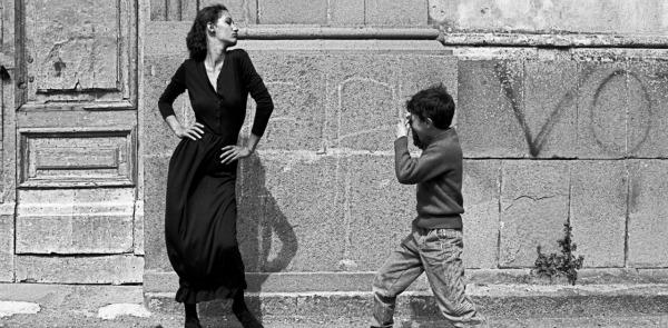 © Ferdinando Scianna/Magnum Photos/Contrasto Sicilia, 1973