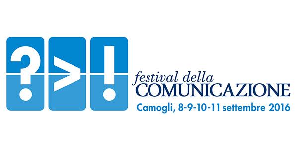 Festival della Comunicazione Camogli Logo
