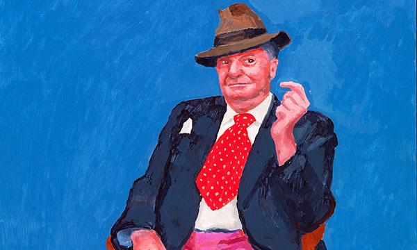David Hockney Londra 00