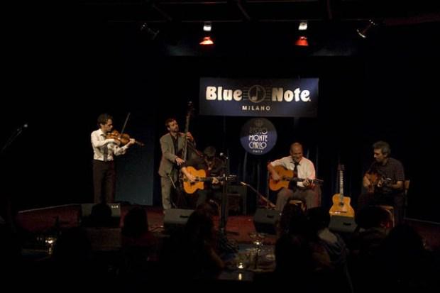 Trentino Jazz 2016 - 01 Alma Swing