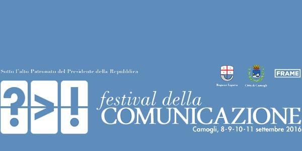 Camogli Festival della Comunicazione 2016