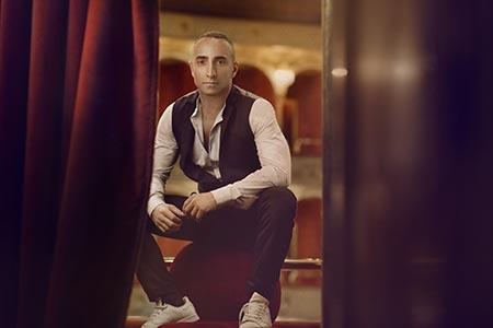Gay Village Roma, 27 agosto: intervista-spettacolo a Giuliano Peparini