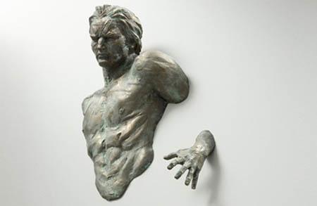 Matteo Pugliese e il dio delle forme