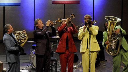TrentinoInJazz 2016 Bozen Brass Quintet