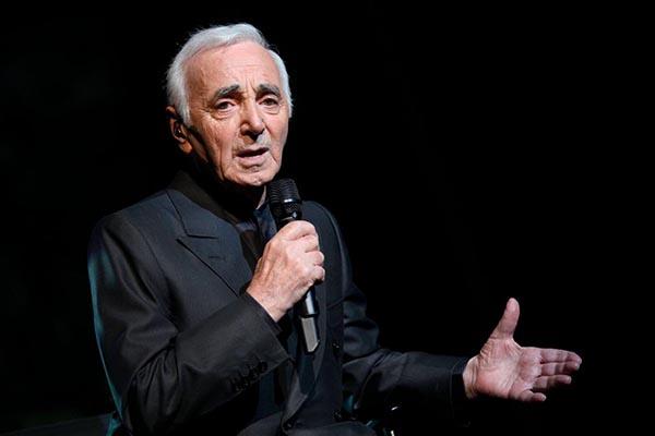 E' morto Charles Aznavour