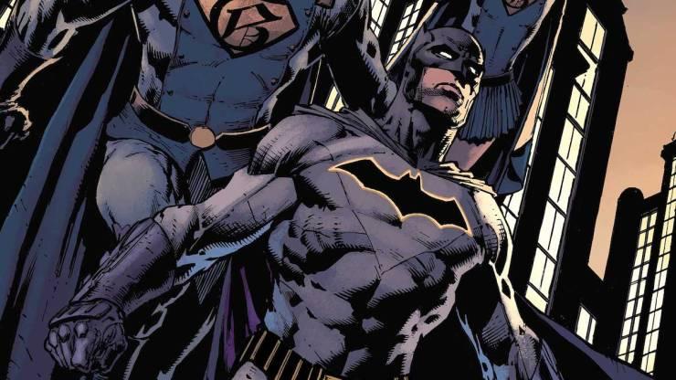 Bill Finger Sosok Pembuat Batman Yang Terlupakan
