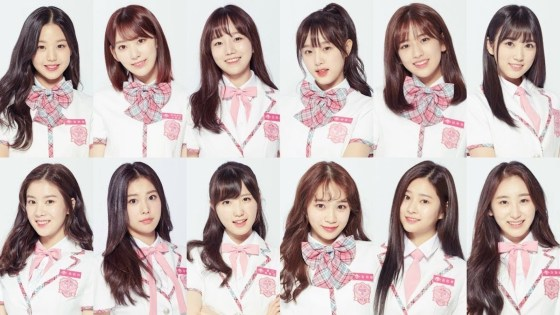 IZ*ONE dan Dominasi Idol K-pop di negeri sakura
