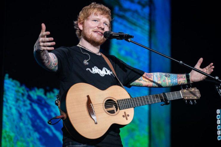 Ed Sheeran Divide World Tour 2019 Jakarta