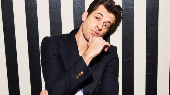 Mark Ronson Late Night Feelings Review
