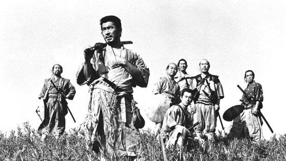 seven samurai review indonesia