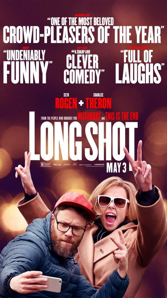 long shot 2019 movie review