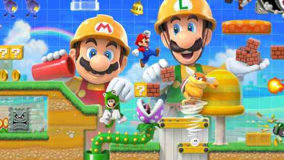 Super Mario Maker 2 Review