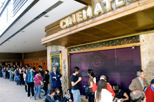 cinemateca distrital