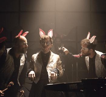 Siete conejos