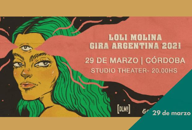 Loli Molina en Córdoba