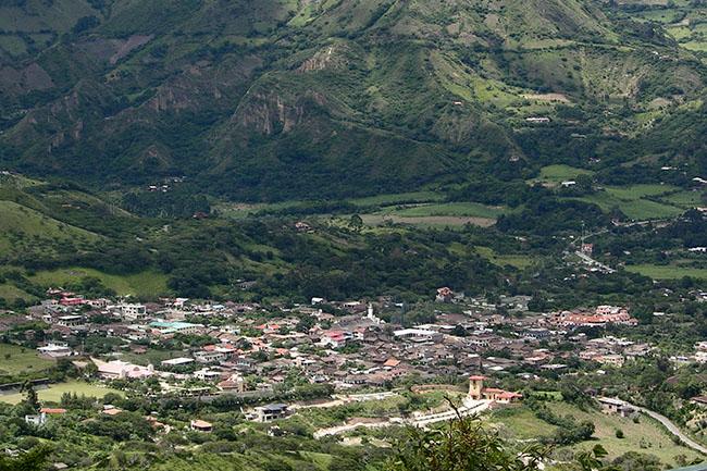 Vilcabamba parroquia rural de Loja