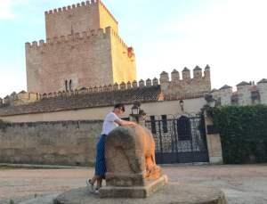 El verraco de Ciudad Rodrigo. Vetones, verracos y el motivo de tirarlo al río